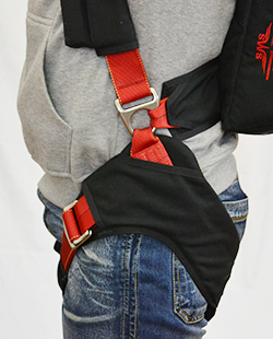 ring1 hip ring harness system of container fire skydive products