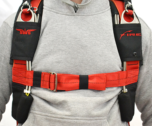 yoke1 3 sizes of yoke harness system of container fire skydive