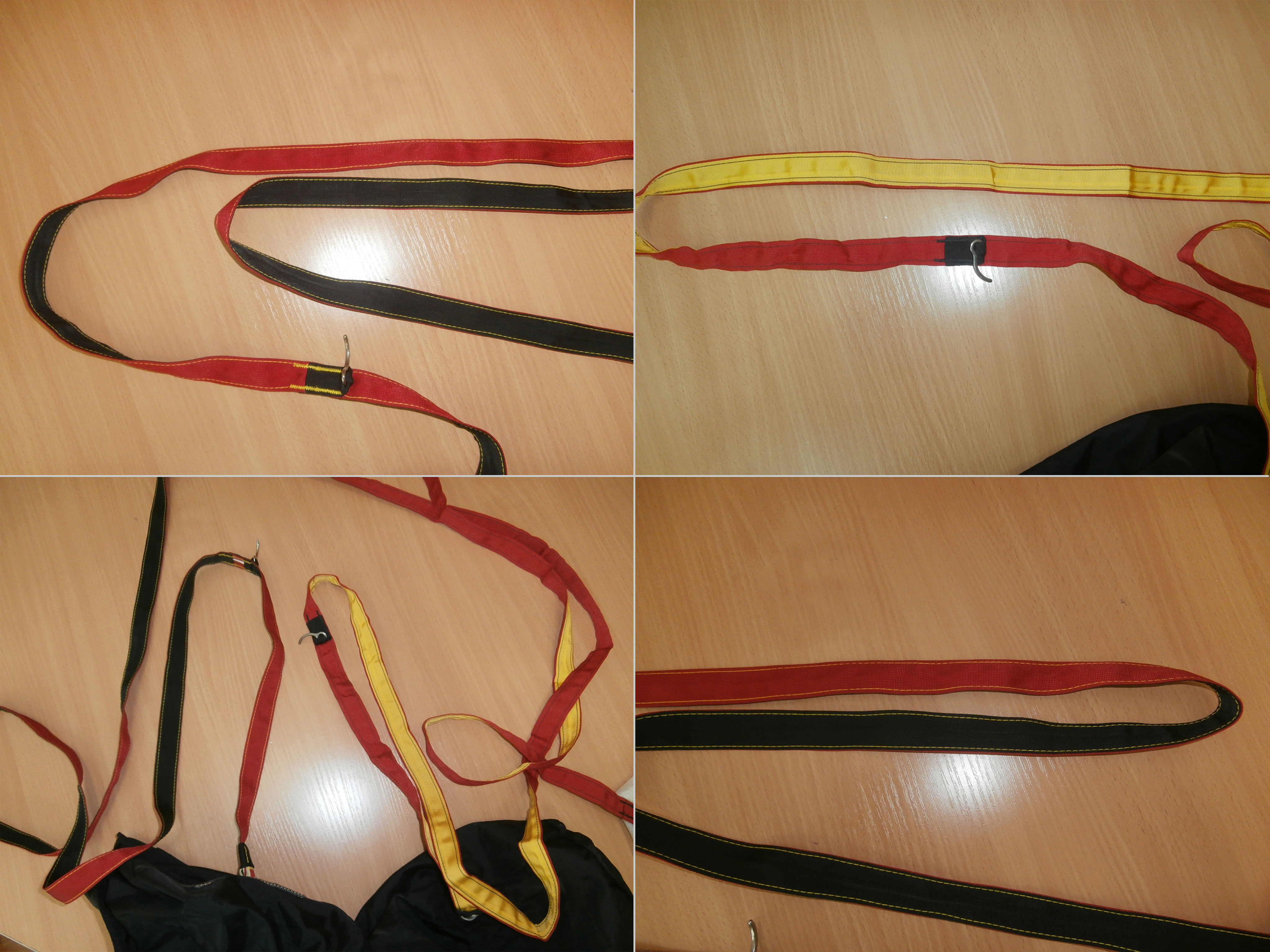 Main PC Bridle Color
